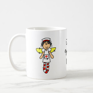 Krankenschwester-Engel Kaffeetasse
