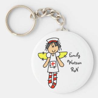 Krankenschwester-Engel Schlüsselband