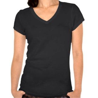 Krankenschwester-Felsent-shirt mit Caduceus