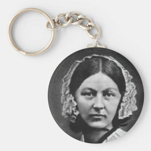 Krankenschwester Florence Nightingale Schlüsselanhänger