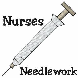 Krankenschwester gesticktes Shirt