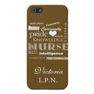 Krankenschwester iPhone 5 Schutzhülle