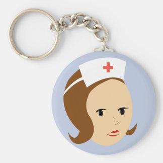 Krankenschwester Schlüsselanhänger