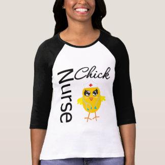 Krankenschwester-Küken T-Shirt