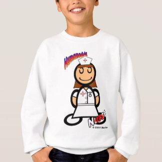 Krankenschwester (mit Logos) Sweatshirt