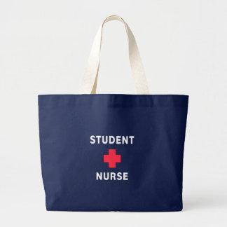 Krankenschwester-Stolz Jumbo Stoffbeutel