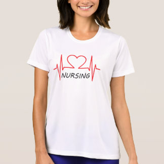 Krankenschwester themenorientiert T-Shirt