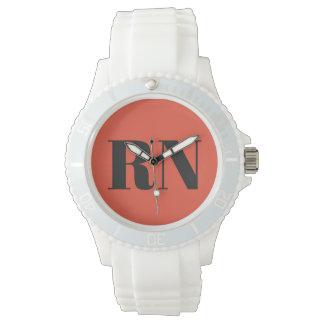 Krankenschwesterarmbanduhr der Frauen Armbanduhr