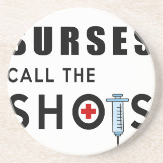 Krankenschwestern nennen die Schüsse Getränkeuntersetzer