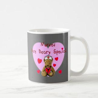 Krankenschwestern sind BEARY spezielle Kaffeetasse