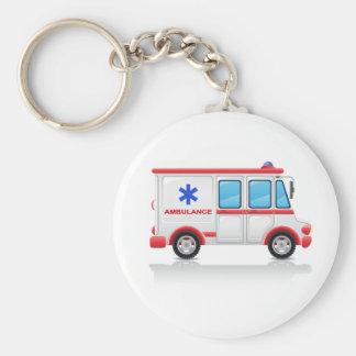 Krankenwagen Keychain Schlüsselanhänger