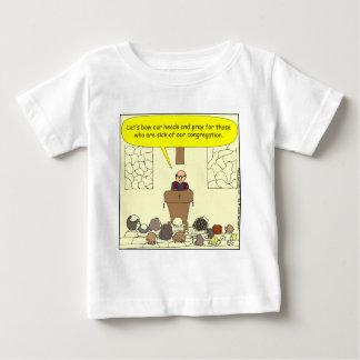 Kranker 345 unseres VersammlungsfarbCartoon Baby T-shirt