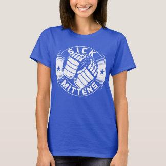 Krankes Handschuh-Eis-Hockey-Jargon-T-Shirt T-Shirt
