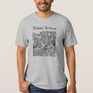 Krankhafter Grill mit Vlad das Impaler T Shirt