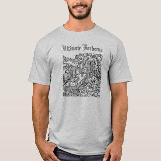 Krankhafter Grill mit Vlad das Impaler T-Shirt