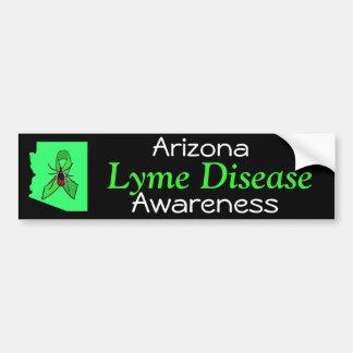 Krankheits-Bewusstseins-Autoaufkleber Arizonas Autoaufkleber