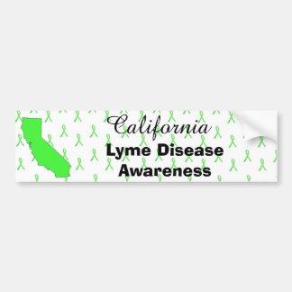 Krankheits-Bewusstseins-Autoaufkleber Kaliforniens Autoaufkleber