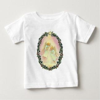 KRANZ u. ENGEL durch SHARON SHARPE Baby T-shirt
