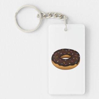 Krapfen - Emoji Schlüsselanhänger