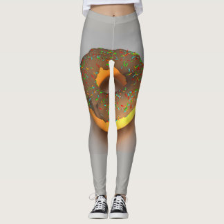 Krapfen Leggings