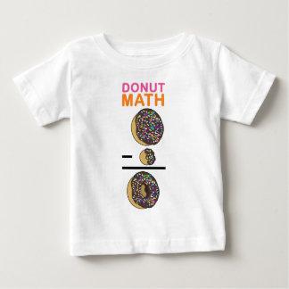 Krapfen-Mathe Baby T-shirt