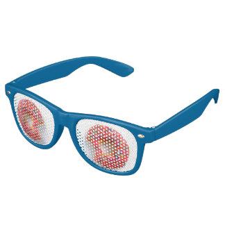 Krapfen-Party-Sonnenbrillen Partybrille