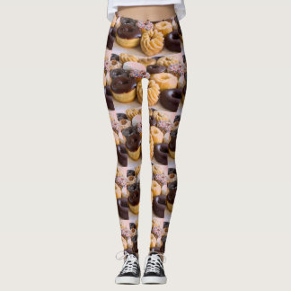 KRAPFEN-TRAINING - EIN KLASSIKER LEGGINGS