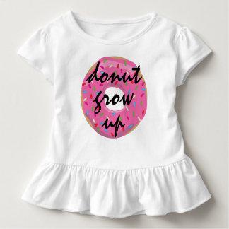 Krapfen wachsen auf! kleinkind t-shirt