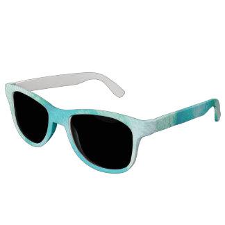 Krasse Wasserfarbe Sunnies Sonnenbrille