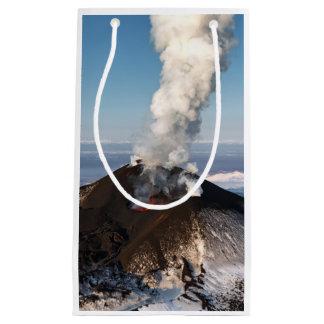 Kratereruptionsvulkan: Lava, Gas, Dampf, Asche Kleine Geschenktüte
