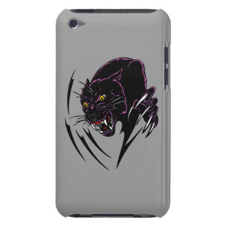 Kratzender Panther iPod Case-Mate Hülle