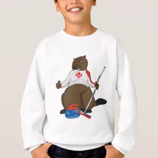 Kräuselnbiber-Waren Kanadas 150 im Jahre 2017 Sweatshirt