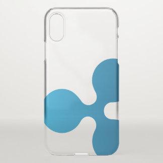 Kräuselung iPhone X Hülle
