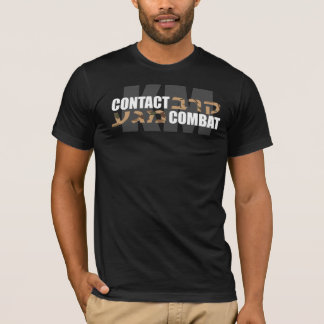 Krav Maga Hebräer-Camouflage T-Shirt
