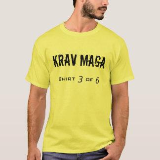 """Krav Maga """"Shirt 3 von 6"""" T - Shirt"""