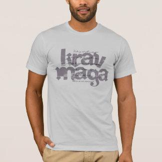 Krav Maga Sieg u. Überlebens-T - Shirt
