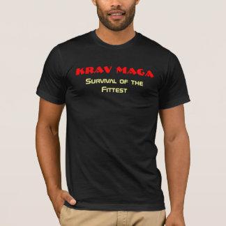 Krav Maga, Überleben vom geeignetsten T-Shirt