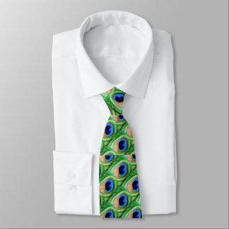 KRAWATTE EINE AUF Ihnen Pfau Sie Krawatte