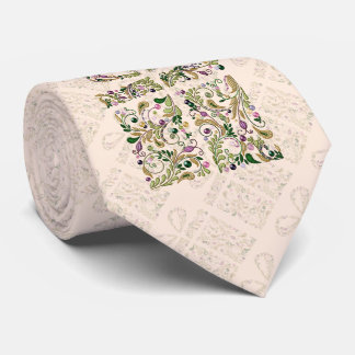 Krawatte - toskanischer Kasten u. Bogen