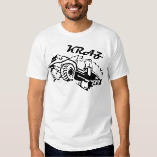 Kraz - der sowjetische russische LKW T-shirt
