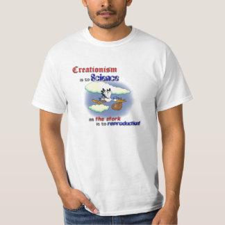 Kreationismus gegen Wissenschaft Hemden