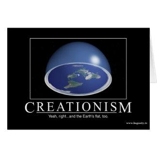 Kreationismus-kundengerechte Karte