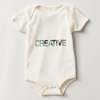 Kreativ Baby Strampler