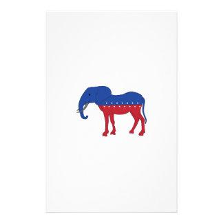Kreative Demokratie: Ein neues Tier Briefpapier