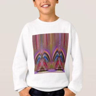 Kreative FANTASIE grafische Kunst auf Sweatshirt