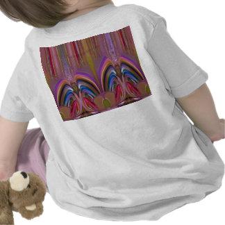 Kreative FANTASIE grafische Kunst auf Shirt
