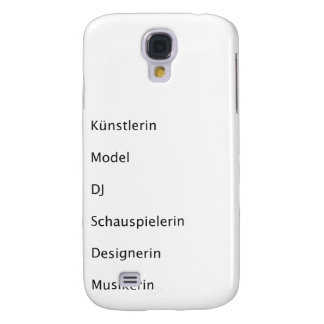 Kreative Hipster Galaxy S4 Hülle