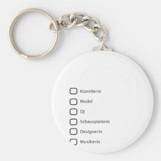 Kreative Hipster Schlüsselband