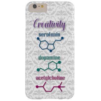 Kreativitäts-Molekül-Telefon-Kasten Barely There iPhone 6 Plus Hülle