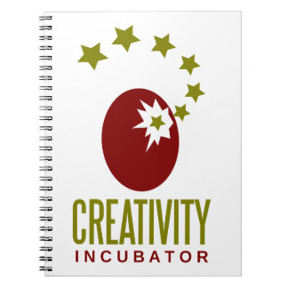 Kreativitätsbrutkasten Notizblock